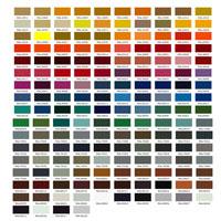 Основные цвета по палитре RAL